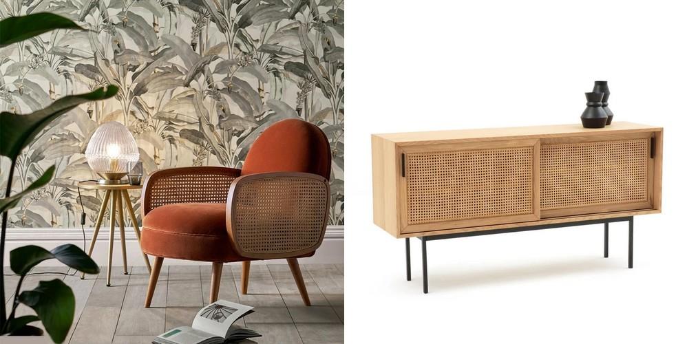 tendance-cannage-deco-meubles