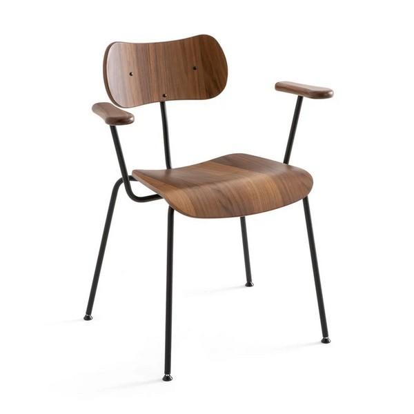 chaise-vintage-noyer