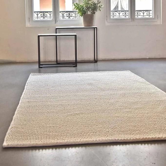 tapis-laine-bouclee