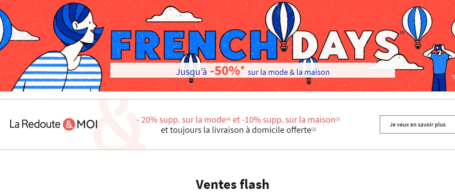 french-days-laredoute-2021